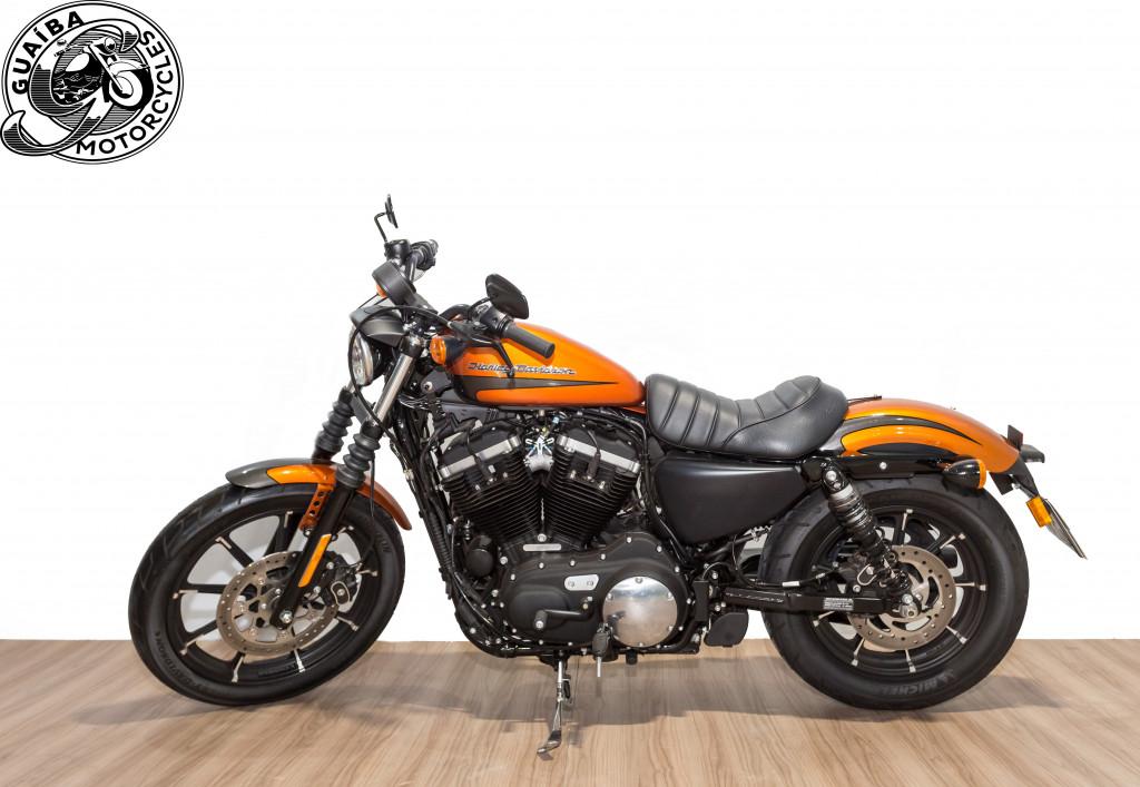 Imagem do veículo Harley Davidson - Sportster XL 883N Iron