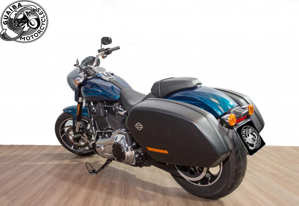 Imagem do veículo Harley Davidson - Sport Glide