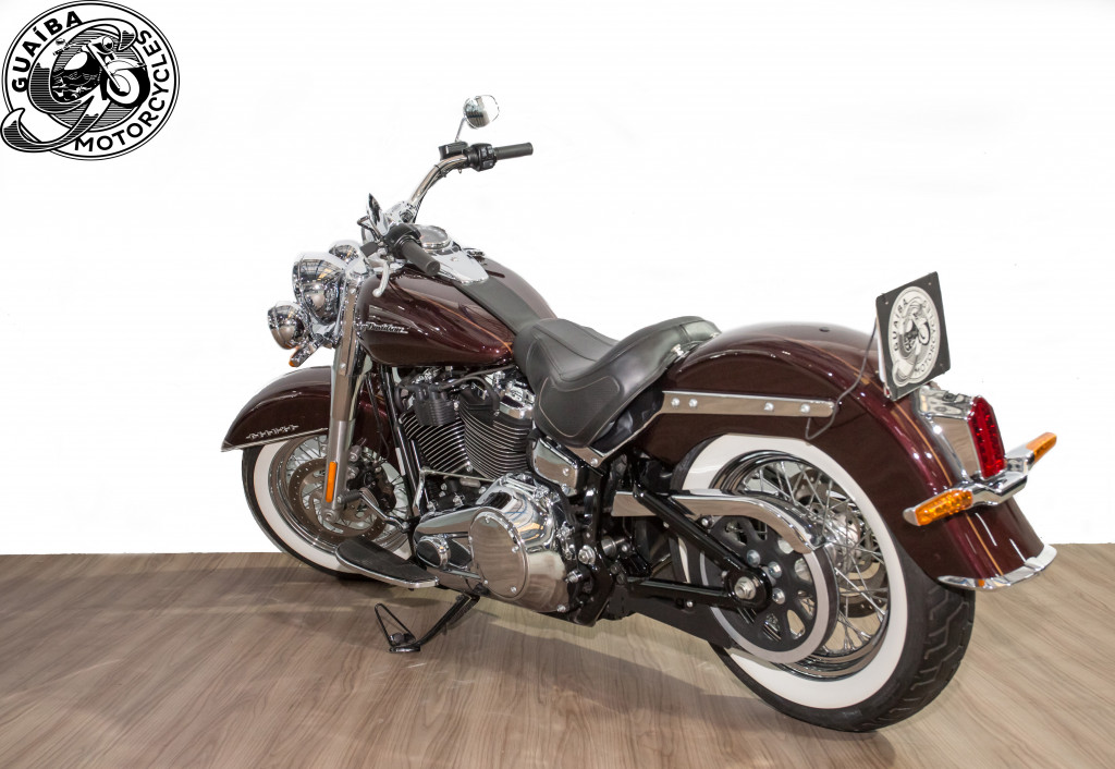 Imagem do veículo Harley Davidson - Deluxe FL DE