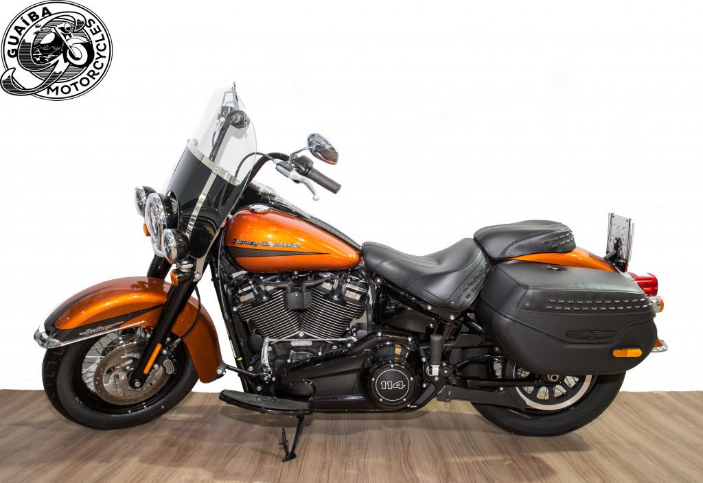 Imagem do veículo Harley Davidson - Heritage Classic FLHCS