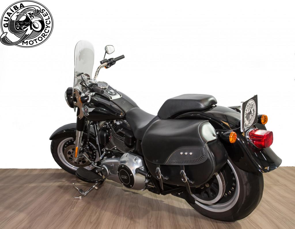 Imagem do veículo Harley Davidson - Softail Fat Boy Special