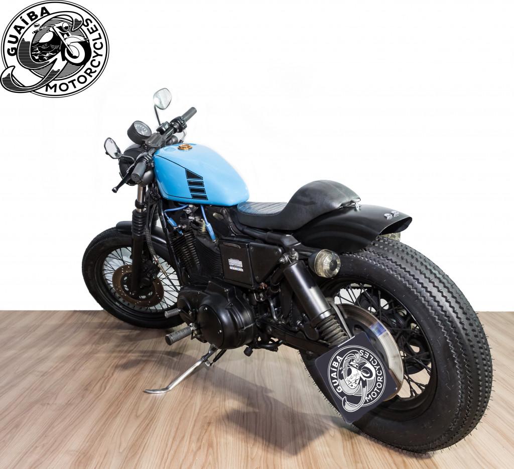 Imagem do veículo Harley Davidson - Sportster XLH 883 Carburada