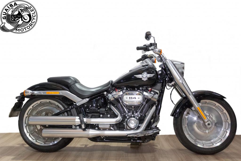 Imagem do veículo Harley Davidson - Fat Boy FL FBS