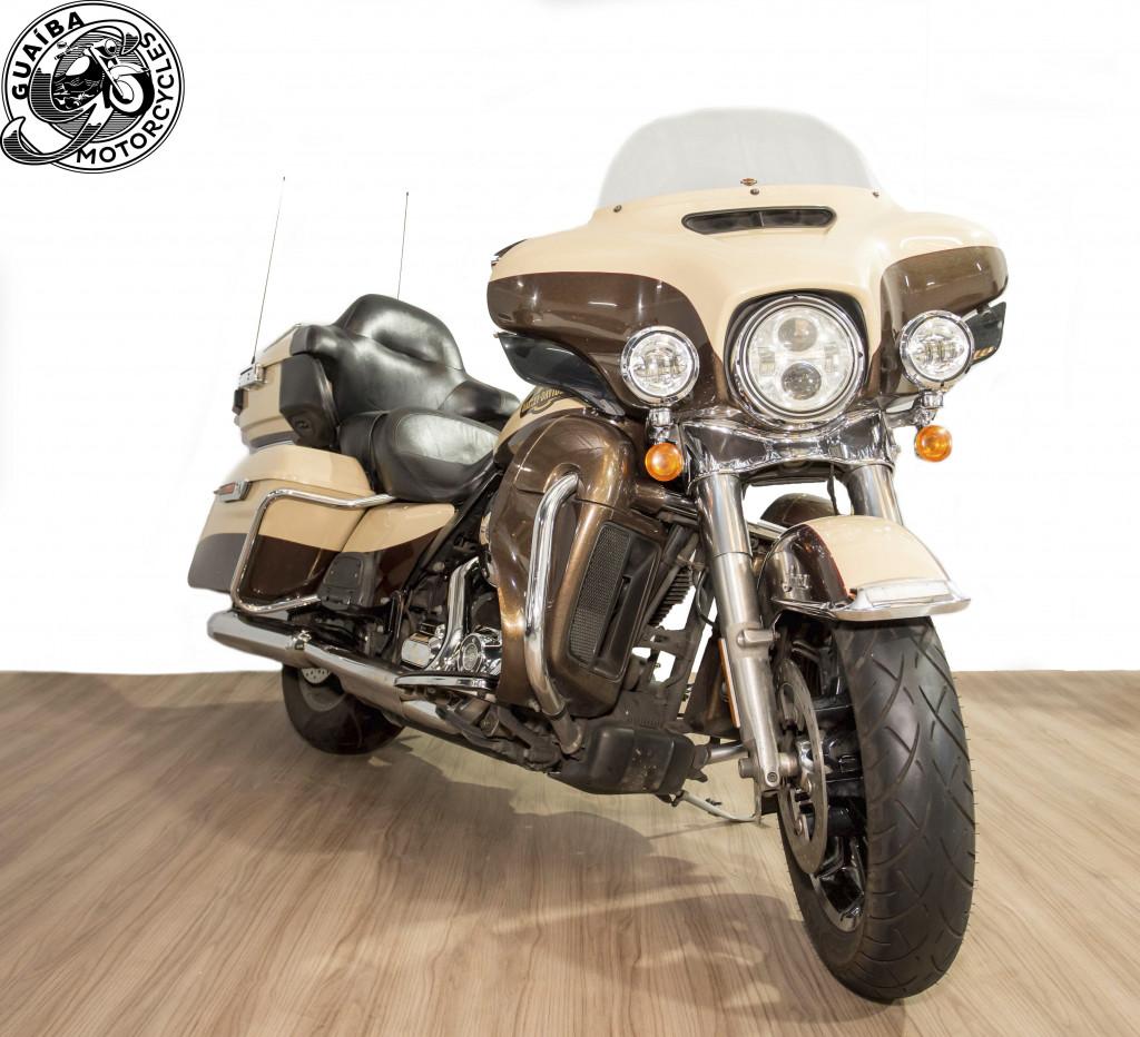 Imagem do veículo Harley Davidson - Touring Ultra Limited