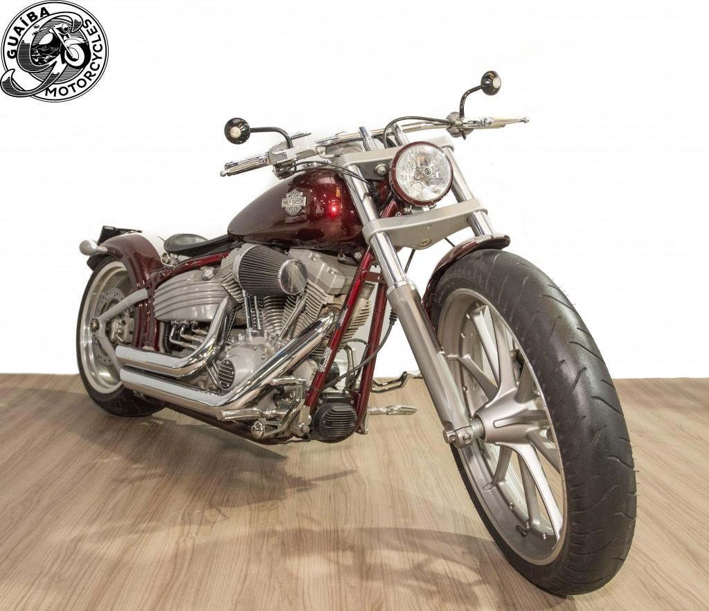 Imagem do veículo Harley Davidson - Softail Rocker