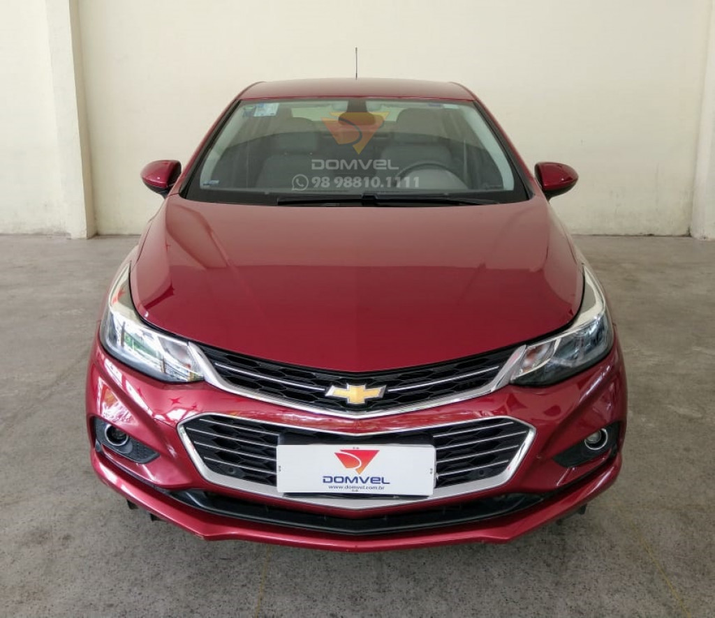 Chevrolet Cruze 1.4 LTZ Turbo