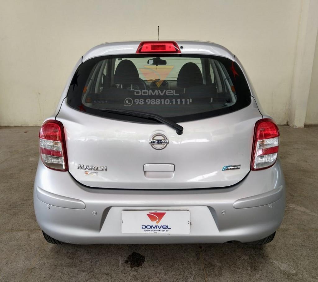 Imagem do veículo Nissan March 1.6 SV