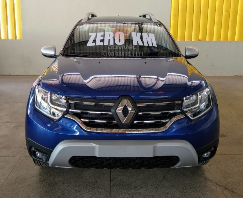 Renault Duster 1.6 Iconic AT