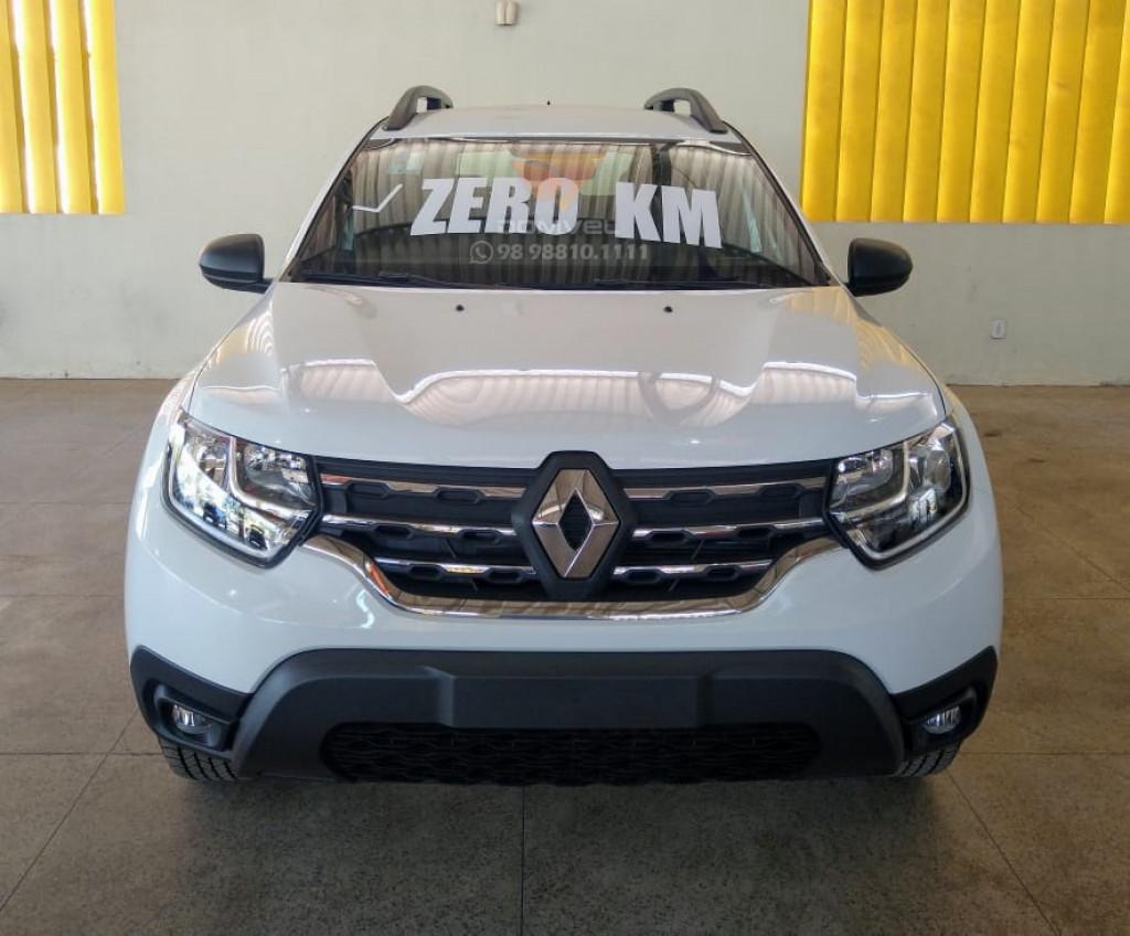 Renault Duster 1.6 Zen CVT