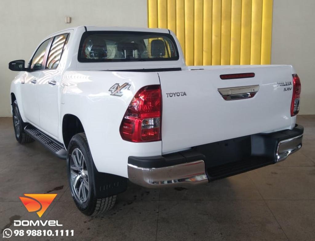 Imagem do veículo Toyota Hilux 2.8 CD SRV 4X4 AT