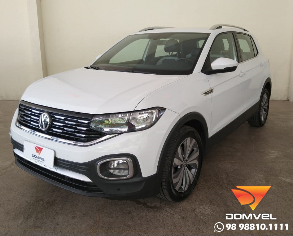 Imagem do veículo Volkswagen T-Cross 1.4 Highline TSI AT