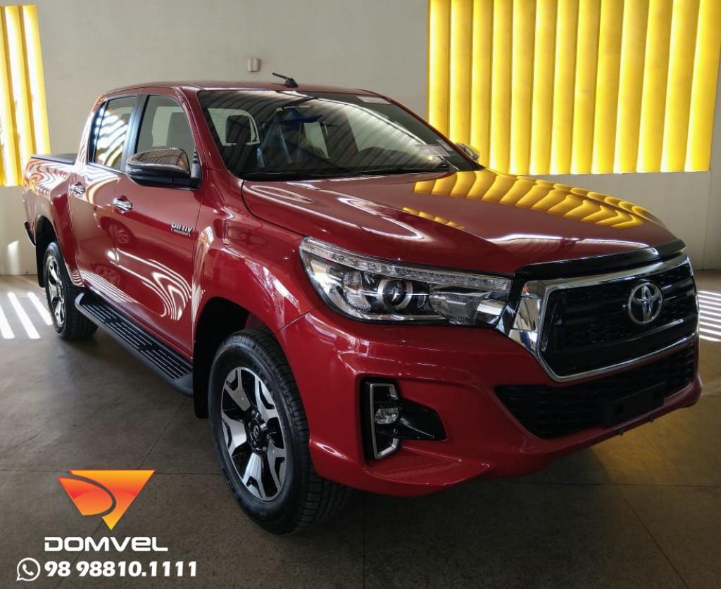 Imagem do veículo Toyota Hilux 2.8 SRX 4X4 CD
