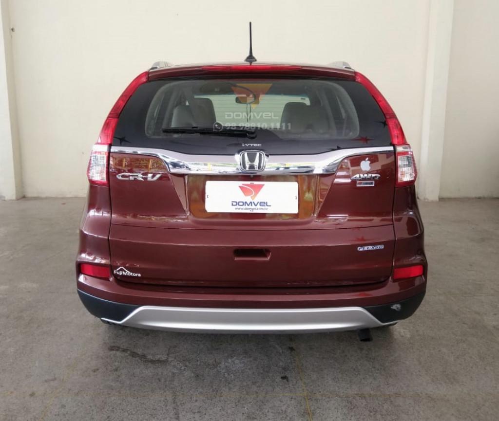 Imagem do veículo Honda CR-V 2.0  4X4 EXL AT