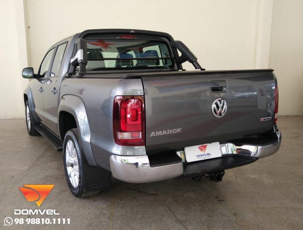 Imagem do veículo Volkswagen Amarok 2.0 Highline 4x4 CD AT