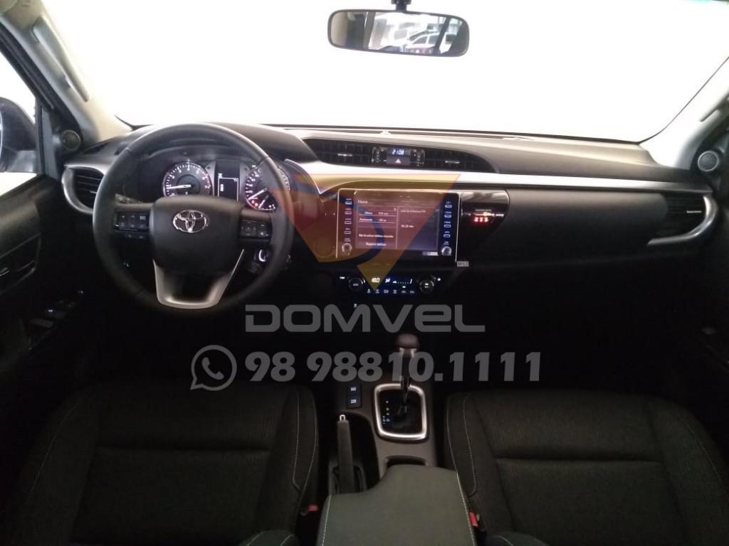Imagem do veículo Toyota Hilux 2.7 CD SR 4X2 AT
