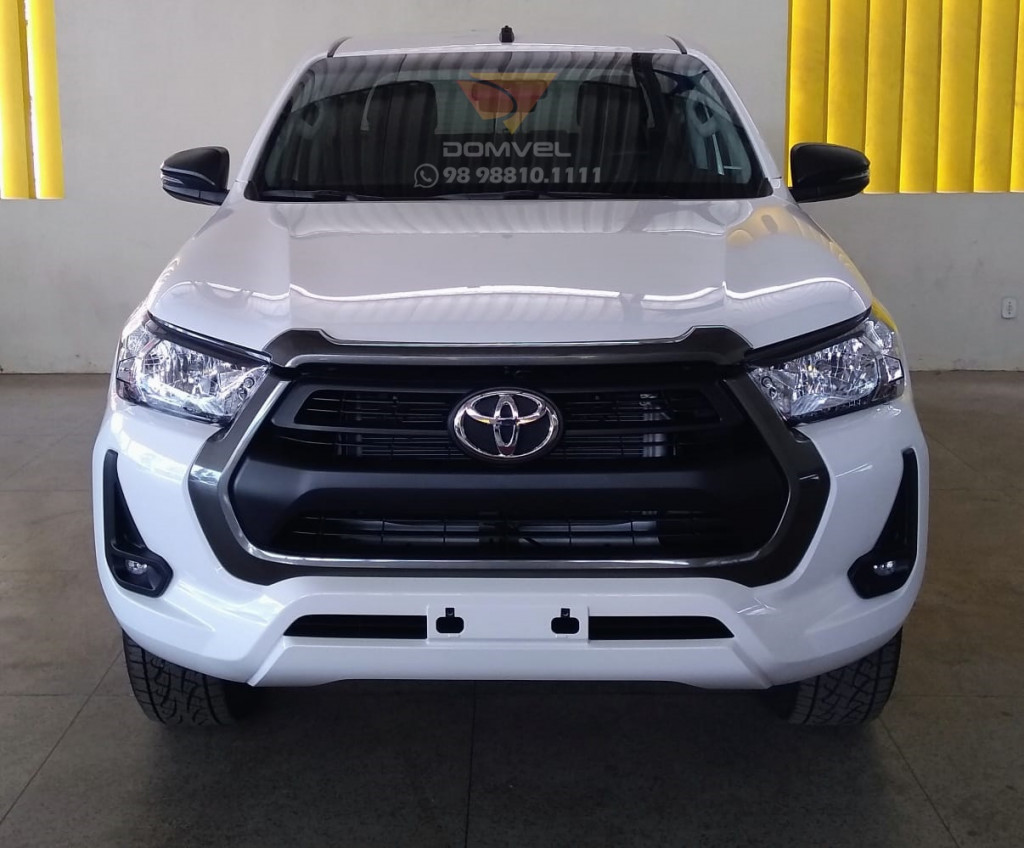 Toyota Hilux 2.7 CD SR 4X2 AT