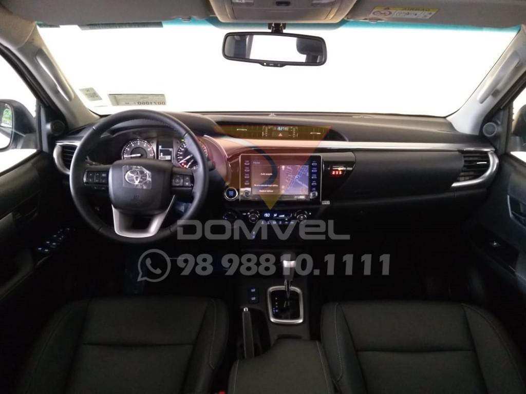 Imagem do veículo Toyota Hilux SRV 4X4 CD 2.8 AT