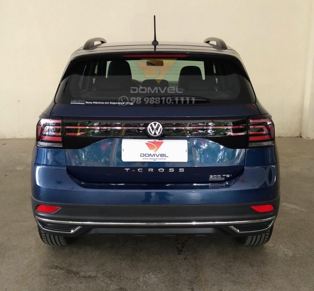 Imagem do veículo Volkswagen T-Cross 1.0 200 TSI Comfortline AT