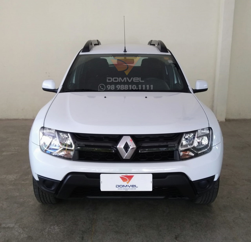 Renault Duster expression 1.6 At