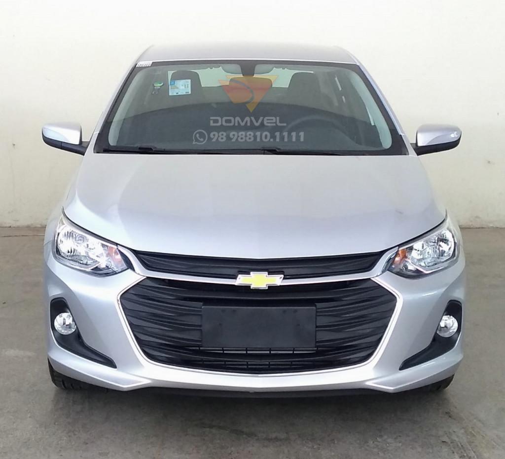 Chevrolet Onix Plus LTZ R8I 1.0