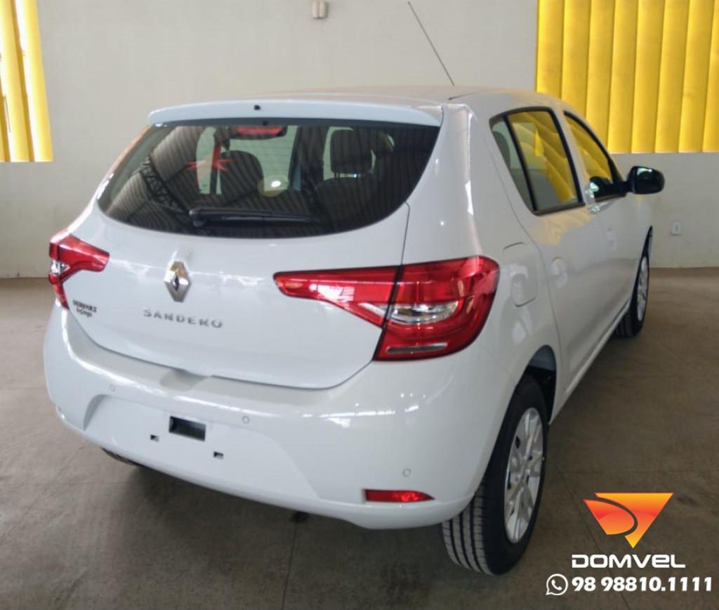 Imagem do veículo Renault Sandero 1.0 Zen