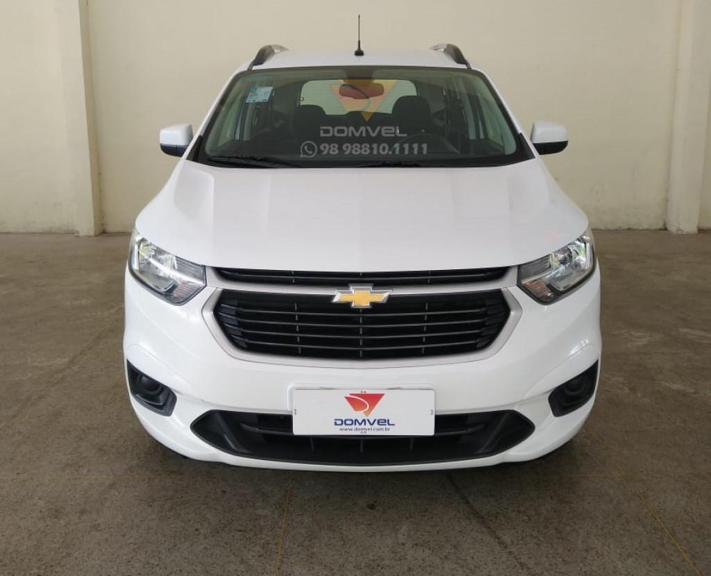 Chevrolet Spin 1.8 5L LT AT