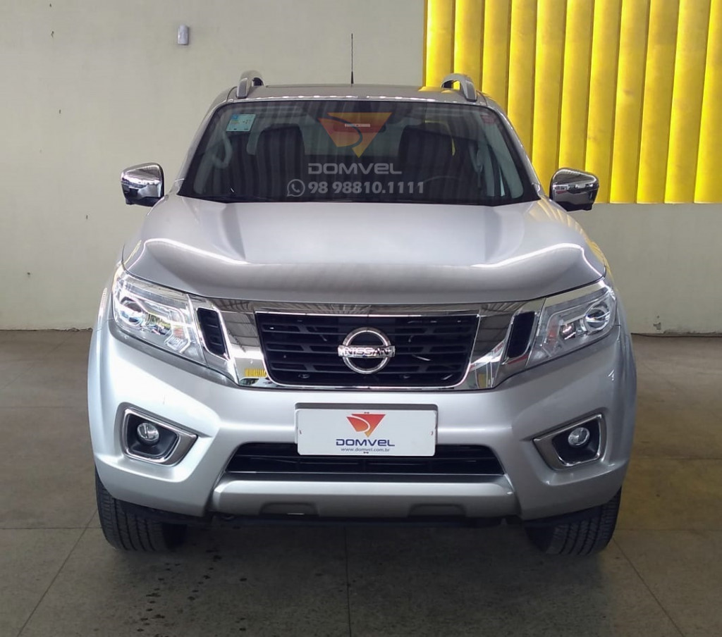 Imagem do veículo Nissan Frontier 2.3 LE Turbo CD 4X4 AT