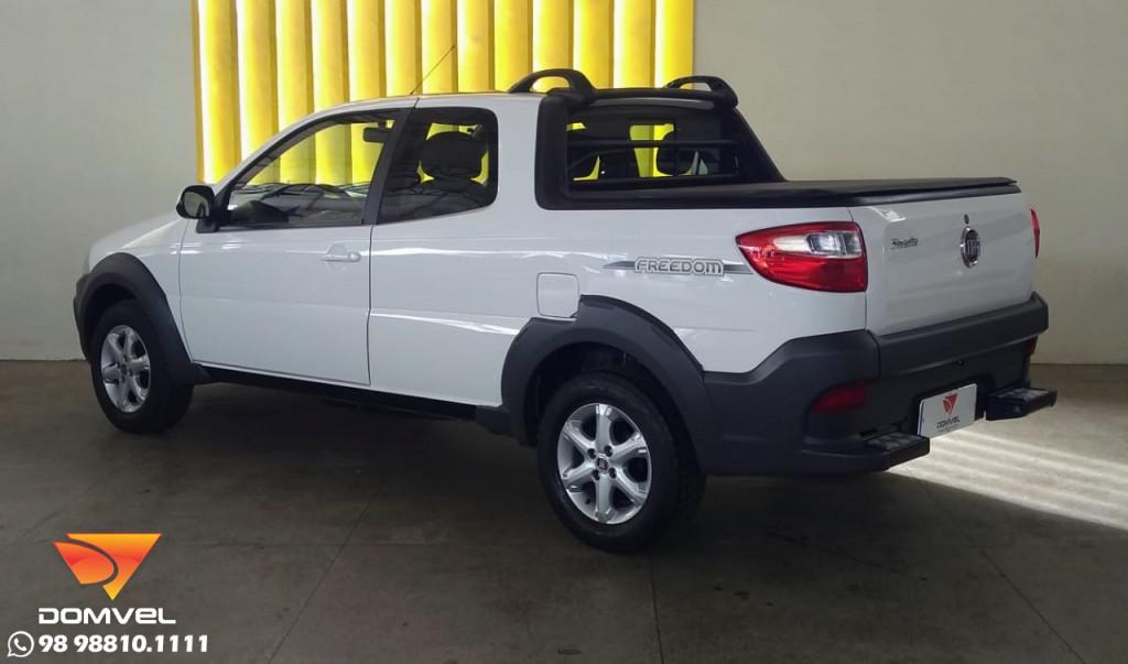 Imagem do veículo Fiat Strada Freedom 1.4 CD