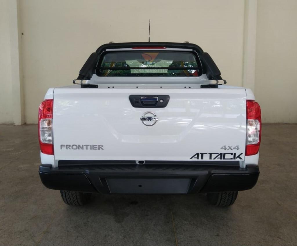 Imagem do veículo Nissan Frontier 2.3 Attack CD AT