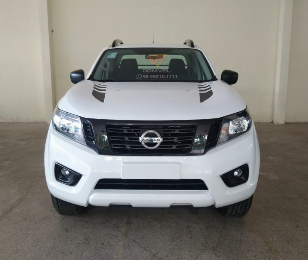 Nissan Frontier 2.3 Attack CD AT