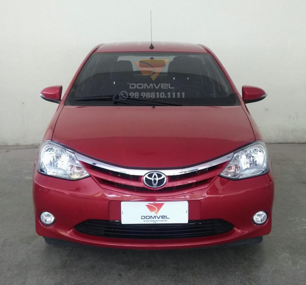 Toyota Etios XLS Plus 1.5 Manual