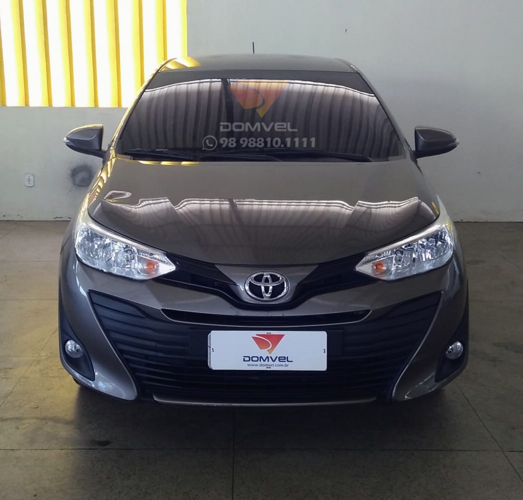 Toyota Yaris Sedan XL Plus 1.5 AT