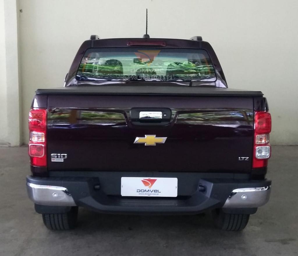Imagem do veículo Chevrolet S10 4x4 LTZ 2.5 Flex AT