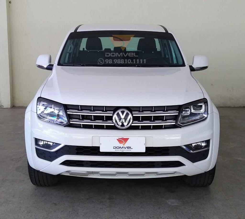 Volkswagen Amarok Highline 4x4 AT Diesel