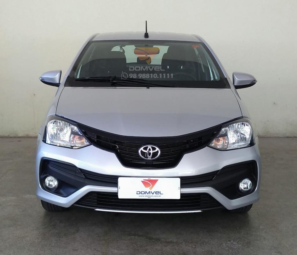 Toyota Etios 1.5 X Plus MT