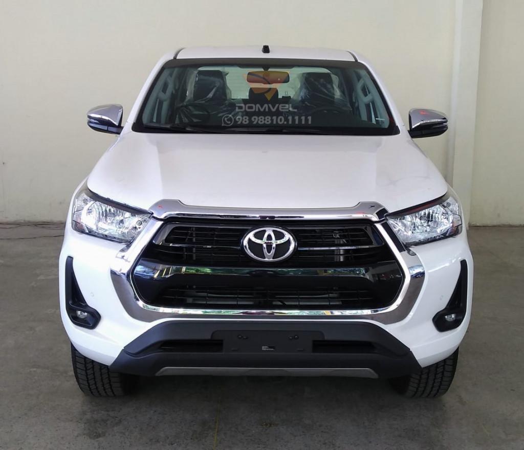 Toyota Hilux SRV 2.7 4X4 Flex
