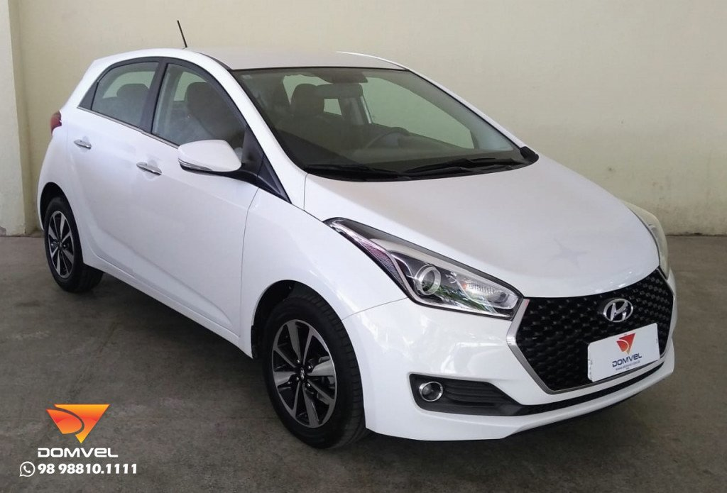 Imagem do veículo Hyundai HB20 1.6 Premium AT