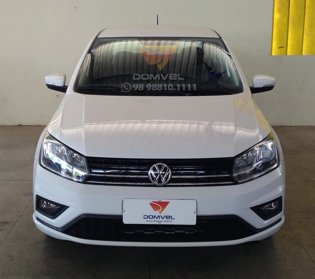 Volkswagen Voyage 1.6 MSI AT