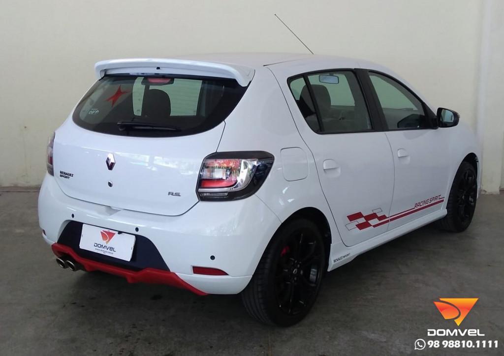 Imagem do veículo Renault Sandero 2.0 RS Racing Spirit