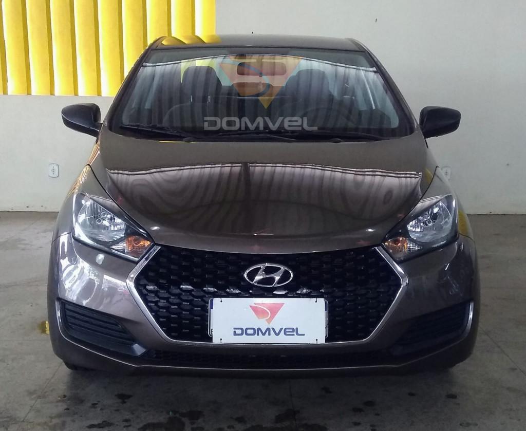 Hyundai HB20S Unique 1.0