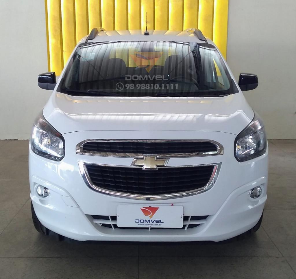 Chevrolet Spin LT 1.8 AT