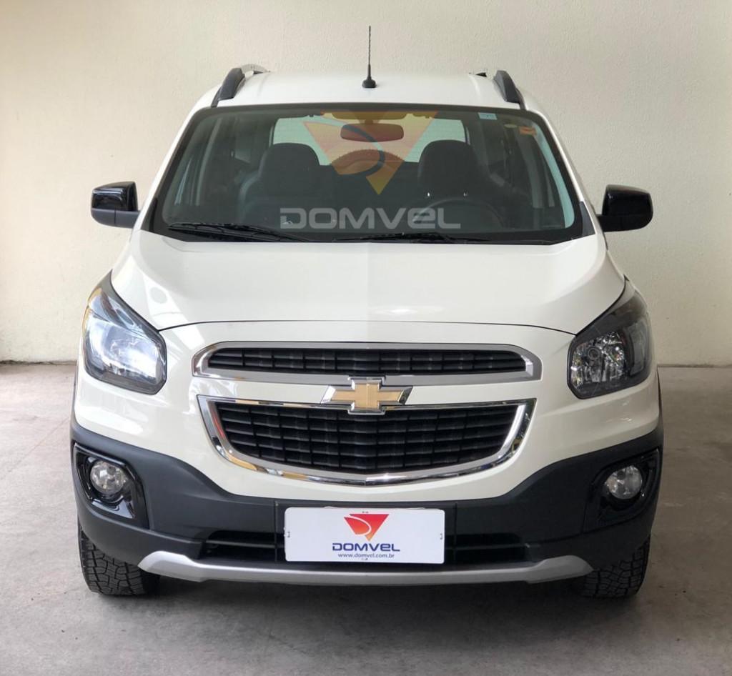 Chevrolet Spin ACTIV 1.8 AT
