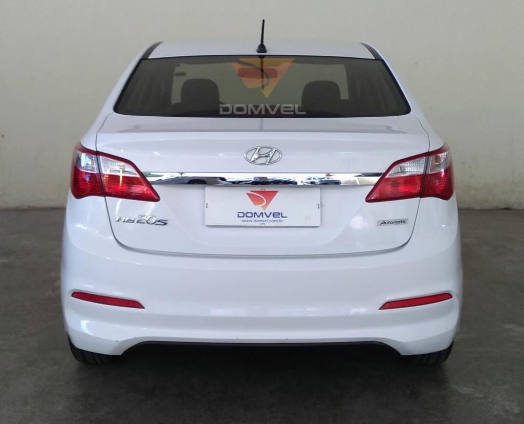 Imagem do veículo Hyundai HB20S Comfort 1.6 AT