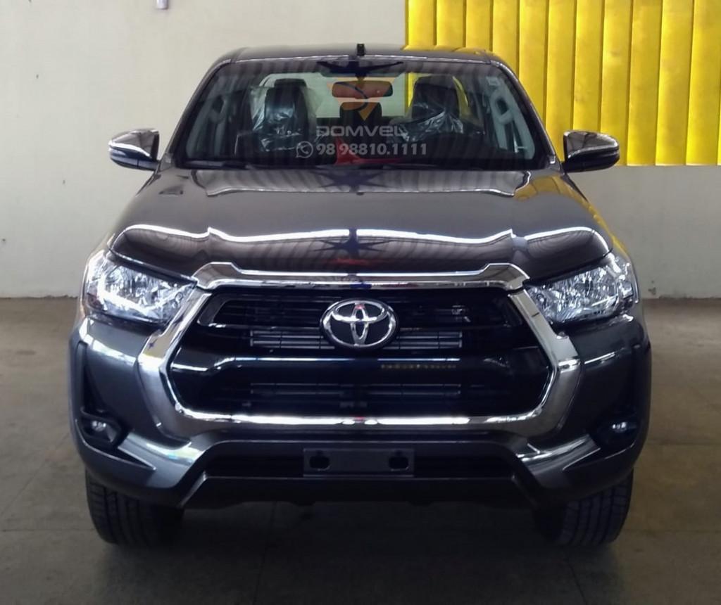 Toyota Hilux SRV 2.8 4X4 CD AT DSL