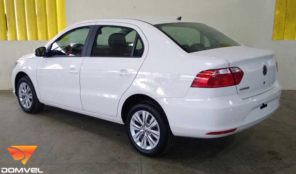 Imagem do veículo Volkswagen Voyage 1.6