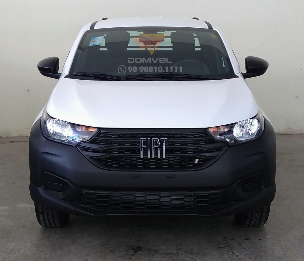 Fiat Strada Endurance 1.4 CD