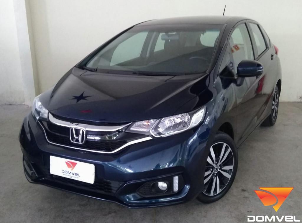 Imagem do veículo Honda Fit 1.5 EX CVT