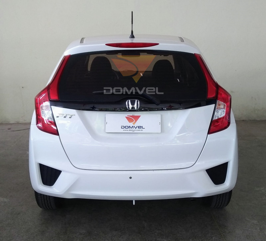 Imagem do veículo Honda Fit 1.5 LX Manual