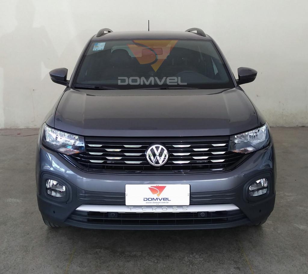 Volkswagen T-Cross Comfortline 1.0 200 TSI AT