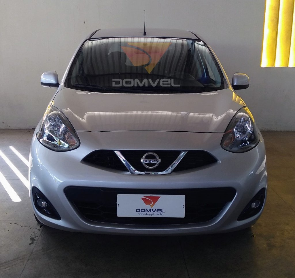 Nissan March SL 1.6 AT